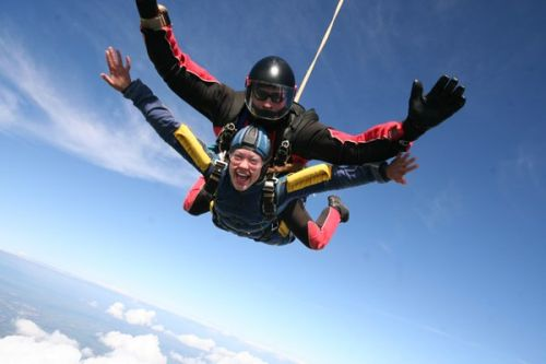 Angelo's Sky Dive